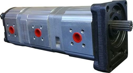 BOMBA HIDRÁULICA COLHEITADEIRA BX143 (MF32), VALTRA BX190 (440); AA440, VT405, MF32